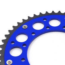 Load image into Gallery viewer, KKE BLUE 44T 48T 49T 50T 51T 52T BILLET SPROCKET FOR YAMAHA YZ250F YZ450F WR250F WR450F YZ125 YZ250 - KKE Racing