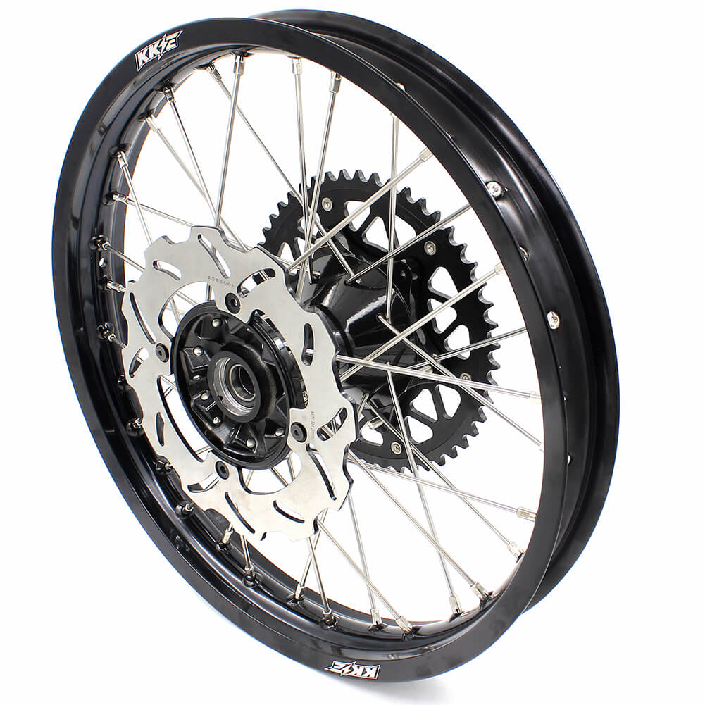 KKE CRF250R CRF450R 2015-2019 MX CASTING WHEELS SET FIT HONDA DRITBIKE FRONT 260MM BRAKE DISC