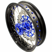 Load image into Gallery viewer, KKE 3.5 & 4.25 Supermoto Wheels Rims for Yamaha WR250F 2001-2020 WR450F 2003-2018