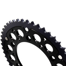 Load image into Gallery viewer, KKE BLACK REAR 50T/51T SPROCKET FOR HONDA CRF250R CRF450R CRF250X CRF450X - KKE Racing