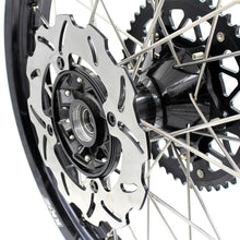 Load image into Gallery viewer, KKE CRF250R 2014 CRF450R 2013-2014 MX CASTING WHEELS SET FIT HONDA DRITBIKE FRONT REAR 240MM DISC - KKE Racing