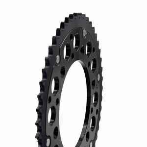 KKE BLACK REAR 50T/51T SPROCKET FOR HONDA CRF250R CRF450R CRF250X CRF450X - KKE Racing