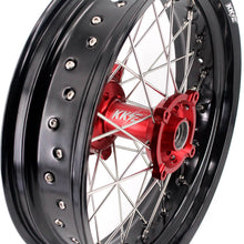 Load image into Gallery viewer, KKE 3.5 & 4.25 Supermoto Wheels for Honda CRF250L 2013-2020