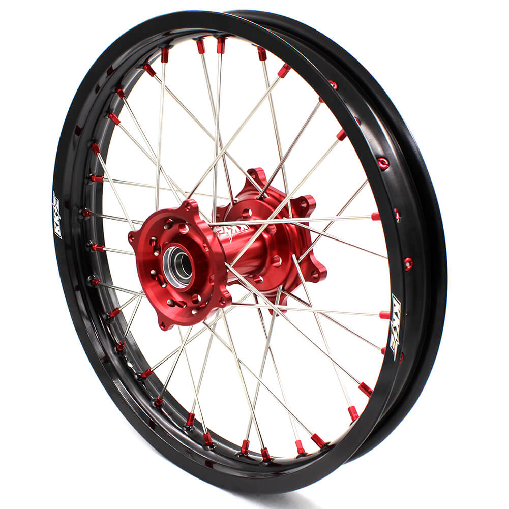 KKE CRF250R 2014-2019 CRF450R 2013-2019 21/18 ENDURO 21/19 MX WHEELS RIMS SET FIT HONDA