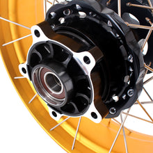 Load image into Gallery viewer, VMX 3.0*19 & 4.25*17 Tubeless Wheels for BMW F750GS 2019-2020 Gold Rims