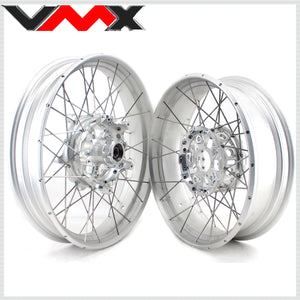 VMW 3.0 & 4.5 Tubeless Wheels Set for BMW R1200GS R1200GS ADVENTURE R 1250GS/GS ADV