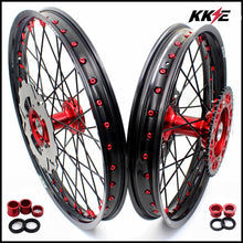 Load image into Gallery viewer, KKE 21 & 19 Casting Wheels for Honda CRF250R 2004-2013 CRF450R 2002-2012 Disc