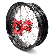 Load image into Gallery viewer, KKE 3.5*16.5 & 5.0*17 Supermoto Wheels for Honda CRF250R 04-13 CRF450R 02-12