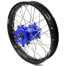 Load image into Gallery viewer, KKE 21 & 18 Cush Drive Wheels for Suzuki DRZ400 DRZ400E DRZ400S Blue