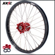 "KKE 21"" Front Wheel Rim for Honda CRF250R CRF450R CR125R CR250R Red"