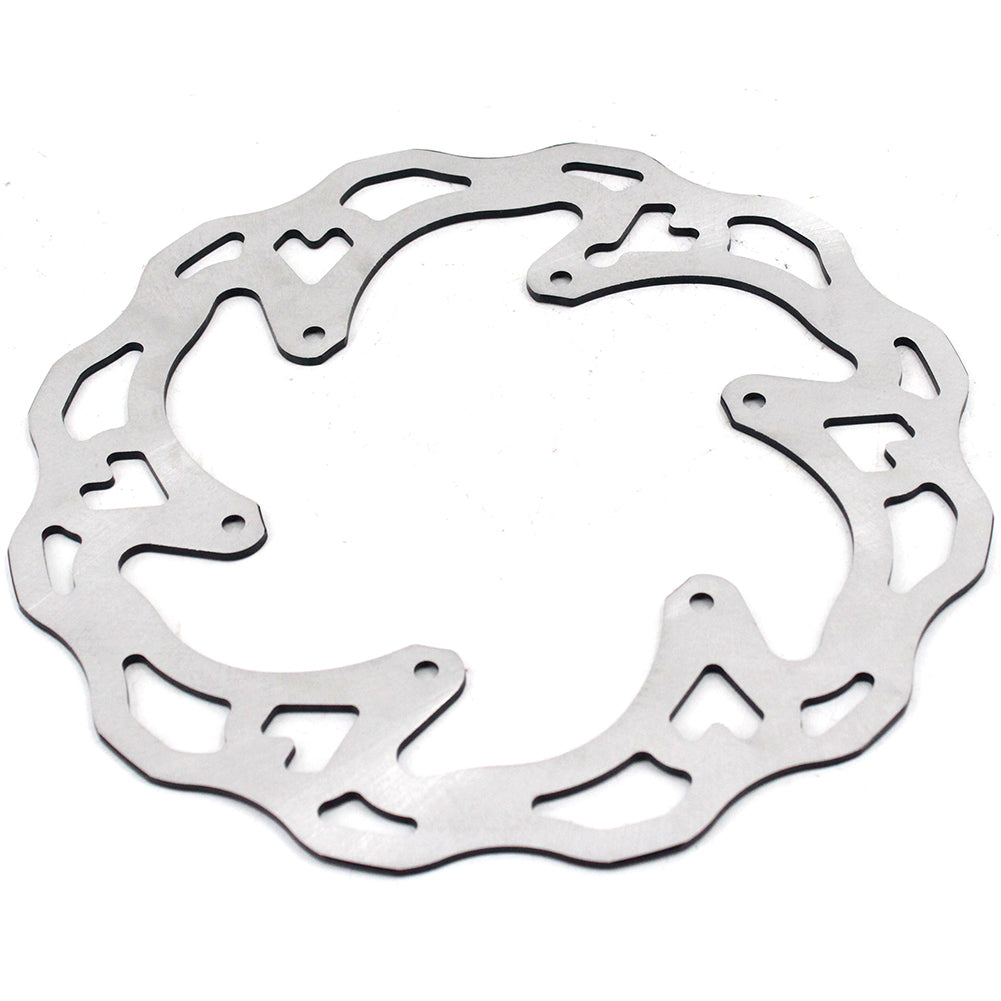 KKE 260MM Front Brake Disc for KTM SX SXF EXC EXCF EXCW XC XCW 125 250 200 350 300 400 450 Silver