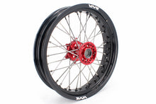 Load image into Gallery viewer, KKE 3.5 & 4.25 Supermoto Motard Wheels Rims for GAS GAS Enduro Bikes 2018-2020 Red
