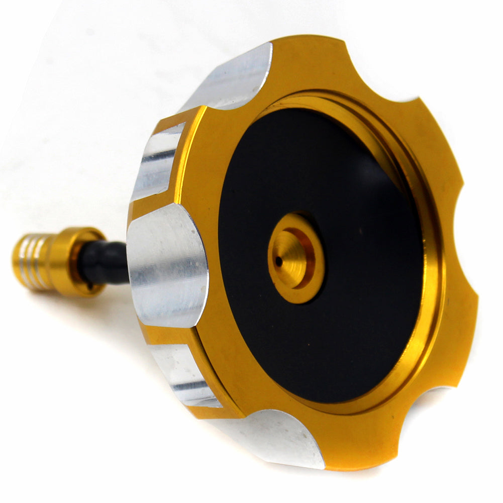 KKE Billet Anodized Fuel Tank Gas Cap for YAMAHA YZ125 YZ250 YZ250F YZ450F YZ85 WR250F WR450F Blue Black Silver Gold