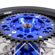 Load image into Gallery viewer, KKE 17 Inch Supermoto Wheels Tires for Yamaha WR250F 2001-2018 WR450F 2003