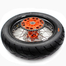Load image into Gallery viewer, KKE 3.5 & 4.25 Cush Drive Supermoto Rims Tires for  125-530