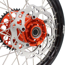 Load image into Gallery viewer, KKE 2.15*18 REAR CUSH DRIVE WHEEL RIM FOR KTM EXC EXCF 125 150 200 250 300 350 450 500 03-19 ORANGE - KKE Racing