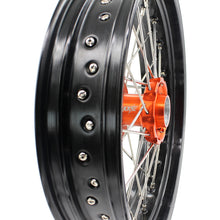 Load image into Gallery viewer, KKE 3.5 & 5.0 Cush Drive Supemoto Wheels for KTM EXC SX SX-F EXC-W XCF 2003-2020