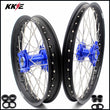 KKE 21 & 18 Wheels for Kawasaki KX250F 2015 KX450F 2015-2018 270mm Disc