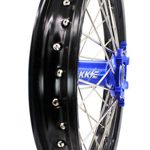 "Load image into Gallery viewer, KKE 18"" Rear Wheel for Yamaha YZ250F YZ450F YZ125 YZ250 WR250F WR450F Blue"
