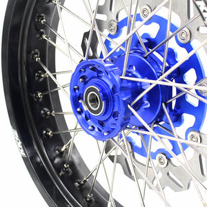 KKE 3.5*16.5 & 5.0*17 Wheels for Yamaha YZ125 YZ250 YZ250F YZ450F