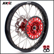 KKE 2.15*18 Wheel for Honda CR125R CR250R 02-13 CRF250R CRF450R Disc