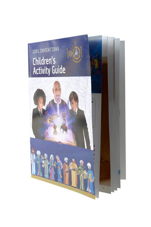 Children's Activity Guide (English)