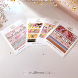 Foiled Washi Collection Swatch Sticker