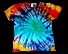 Women's Short Sleeve Tie dye Tee
