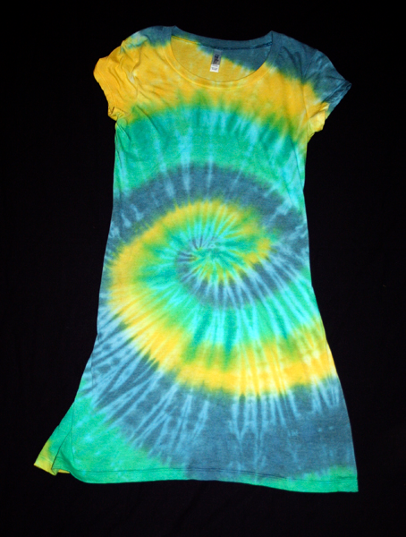 Bella Tee Dress/ Spiral staircase