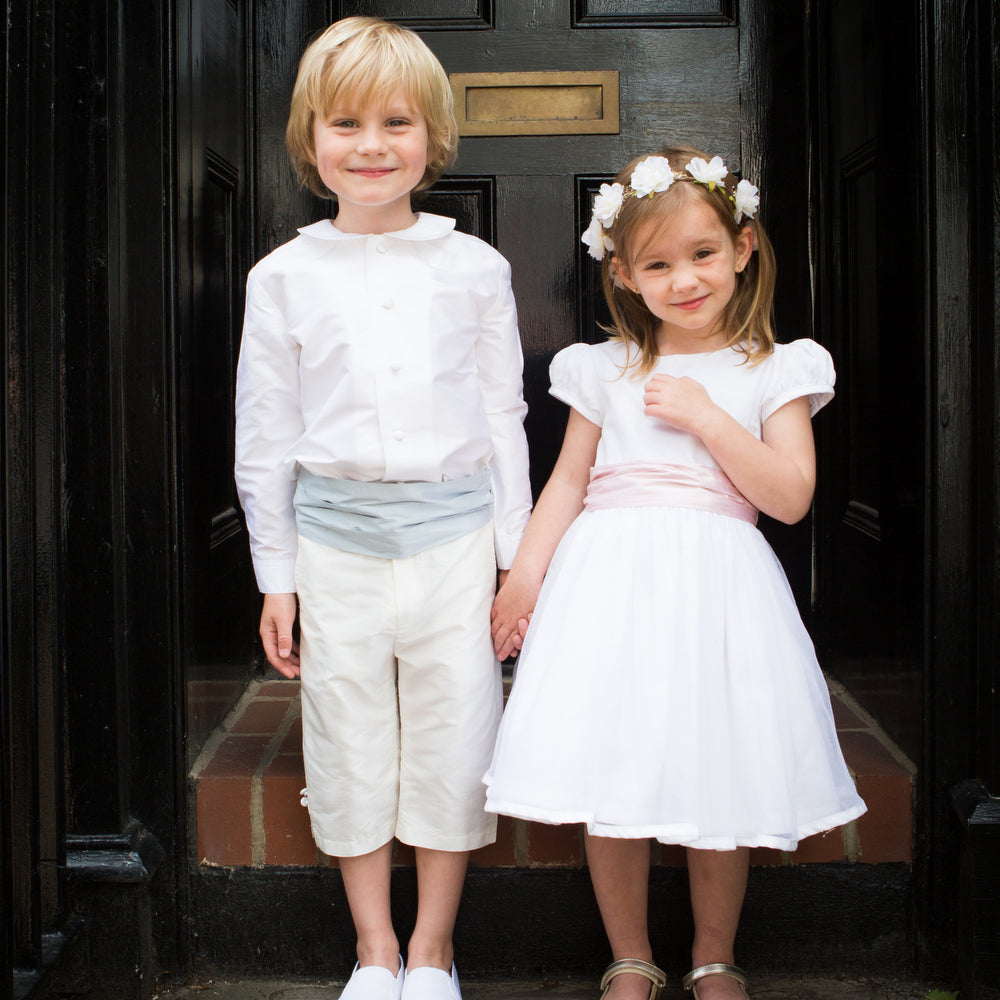 Wedding Planning? When to organise the Flower Girls and Page Boys!