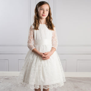 Finding The Perfect First Communion Dress