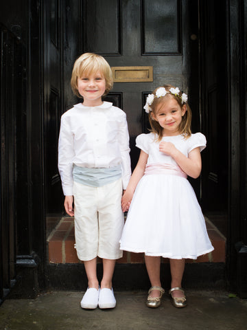 suehill size guide for flower girl and age boy
