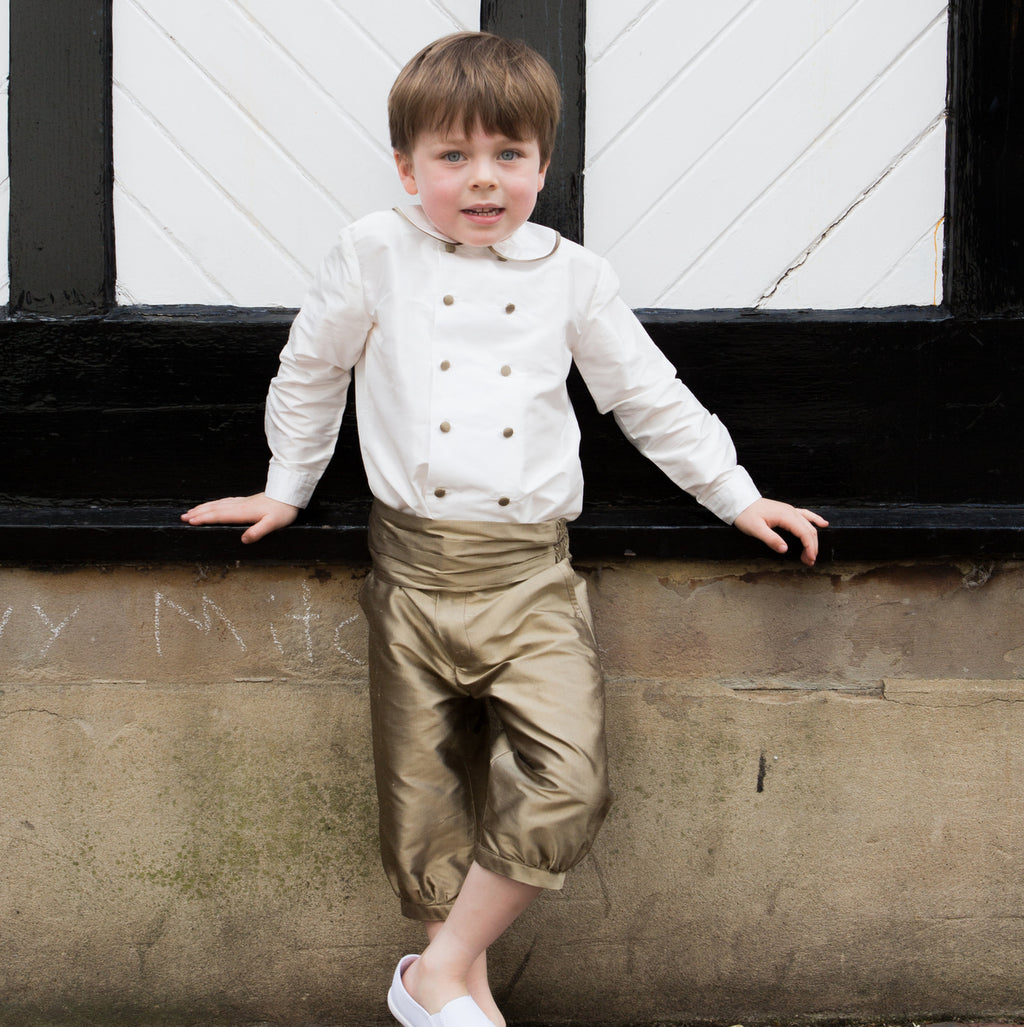 Charles Silk Page Boy Knickerbocker Outfit