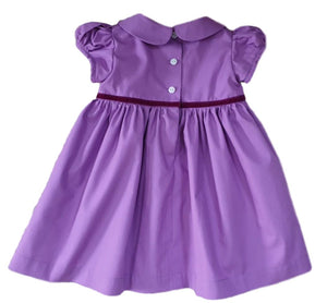 Betsy Dress Lilac 12-18m - 60% off