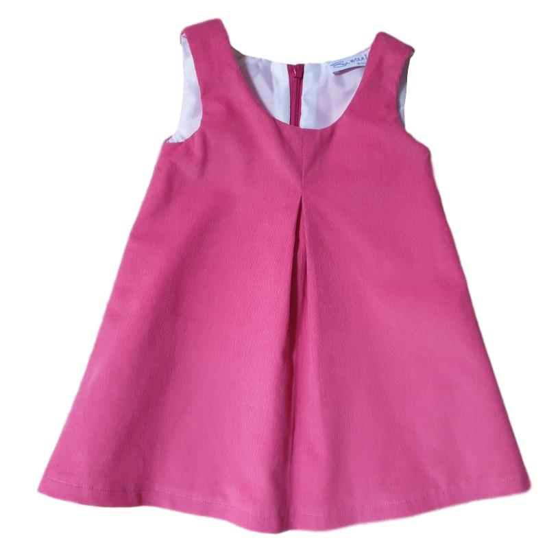 A Line Pleat Pinafore 12-18m, 18-24m - 60% off