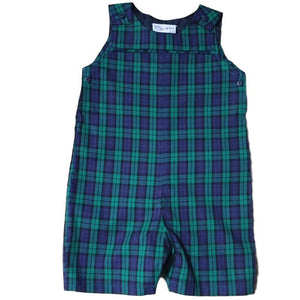 Tartan Playsuit  6-12m - 60% off