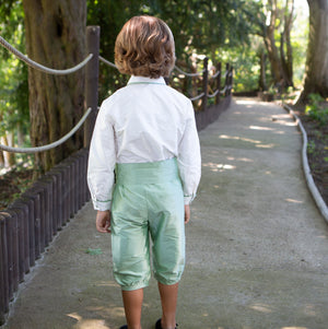 Theo Silk Page Boy Outfit