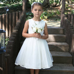 Sarah Tulle Dress Cotton