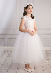 Ballerina Flower Girl Tutu Skirt