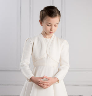 Sue Hill girls bolero shrug