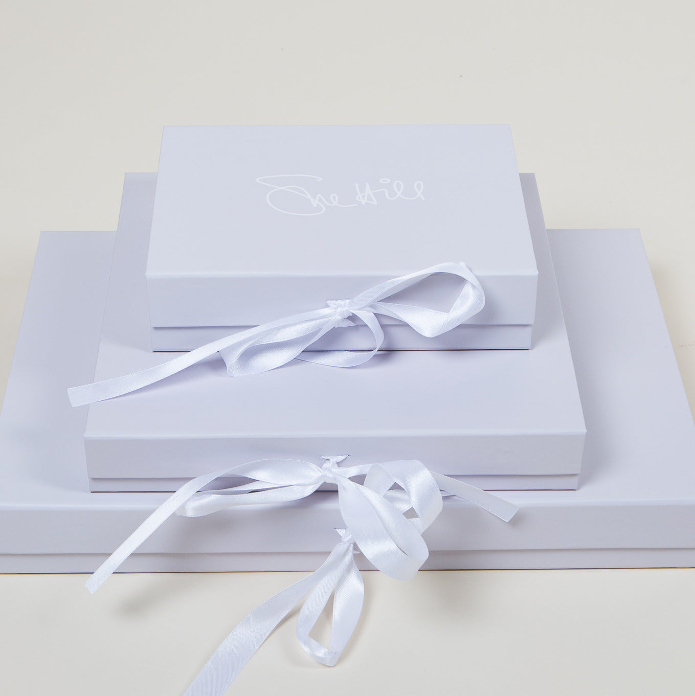 Sue Hill gift boxes