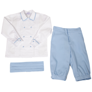 Louis Cotton Page Boy Knickerbocker Outfit