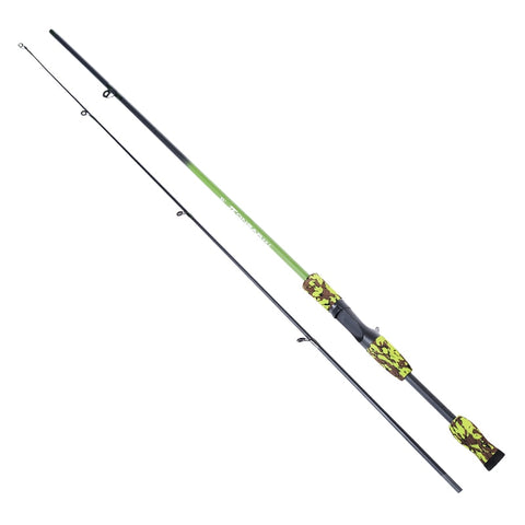 Camouflage Portable Fishing Rod