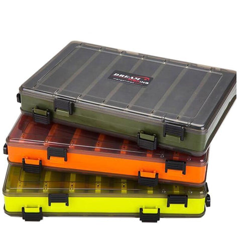 Box Double Sided Tackle Box