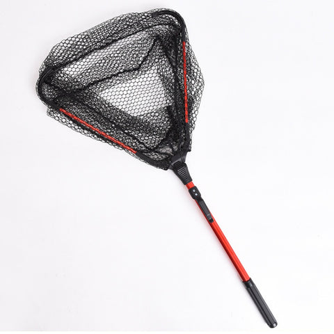 Foldable Landing Net Pole
