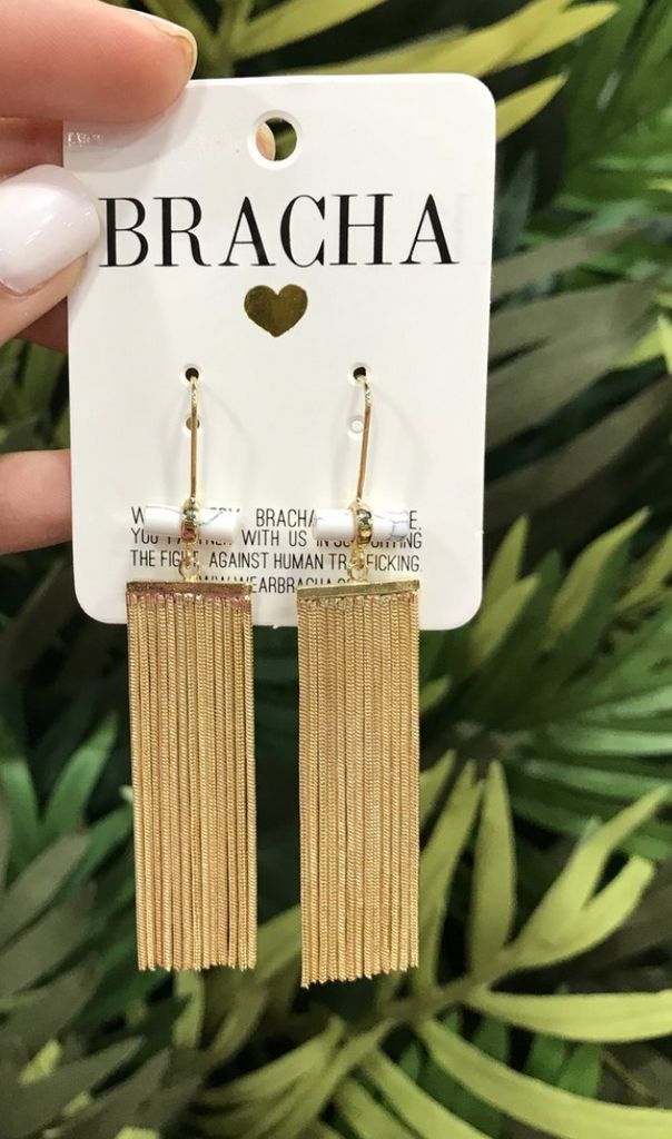 Celestial Earrings -Bracha