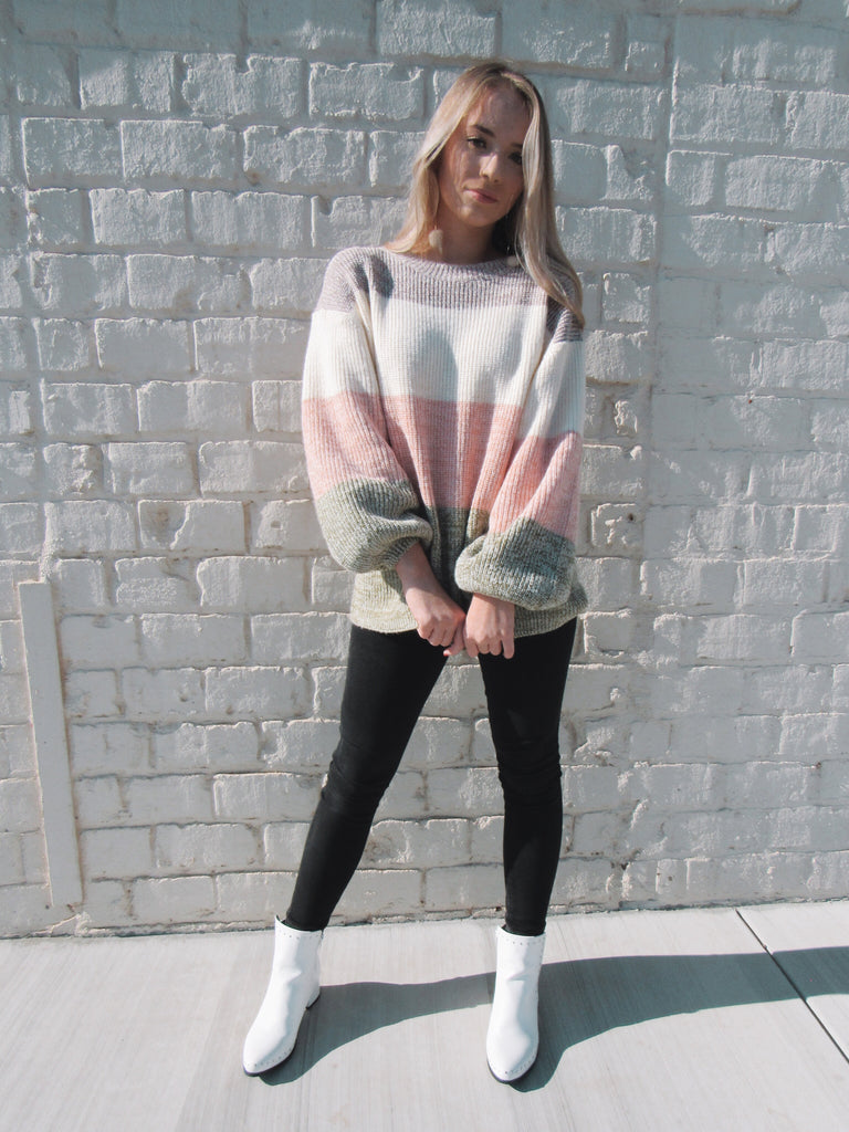 Ice cream sweater