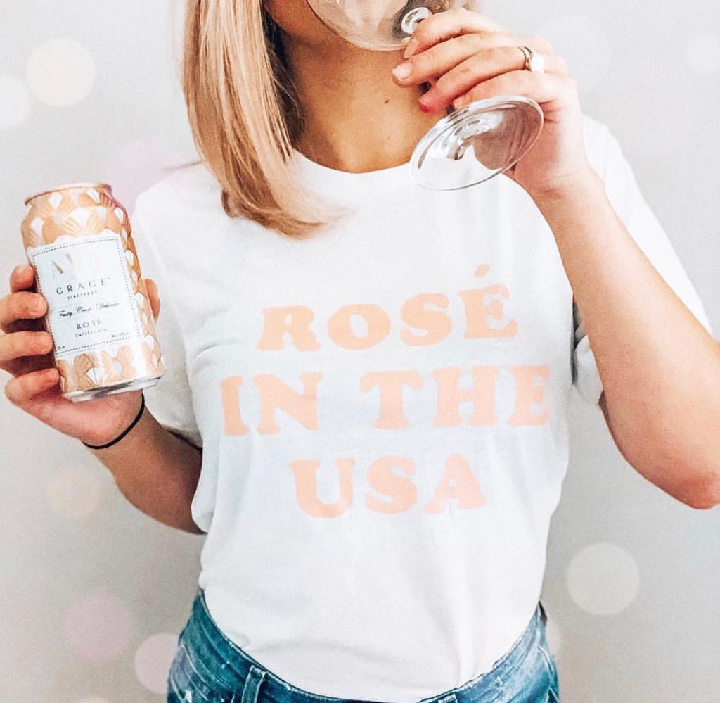 Rosé in the USA