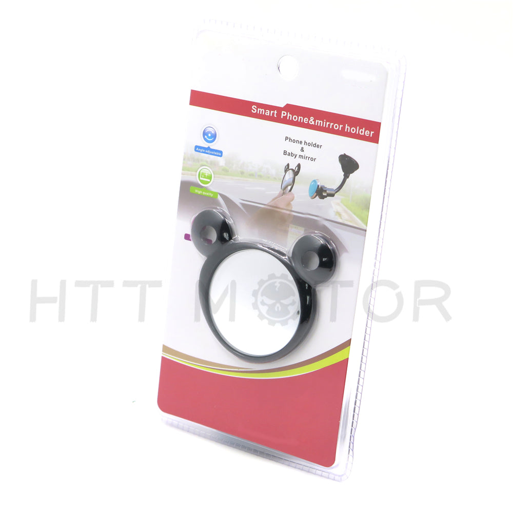 HTTMT- Car Magnetic Windshield Dashboard Suction Mount Holder For Phone babycare mirror