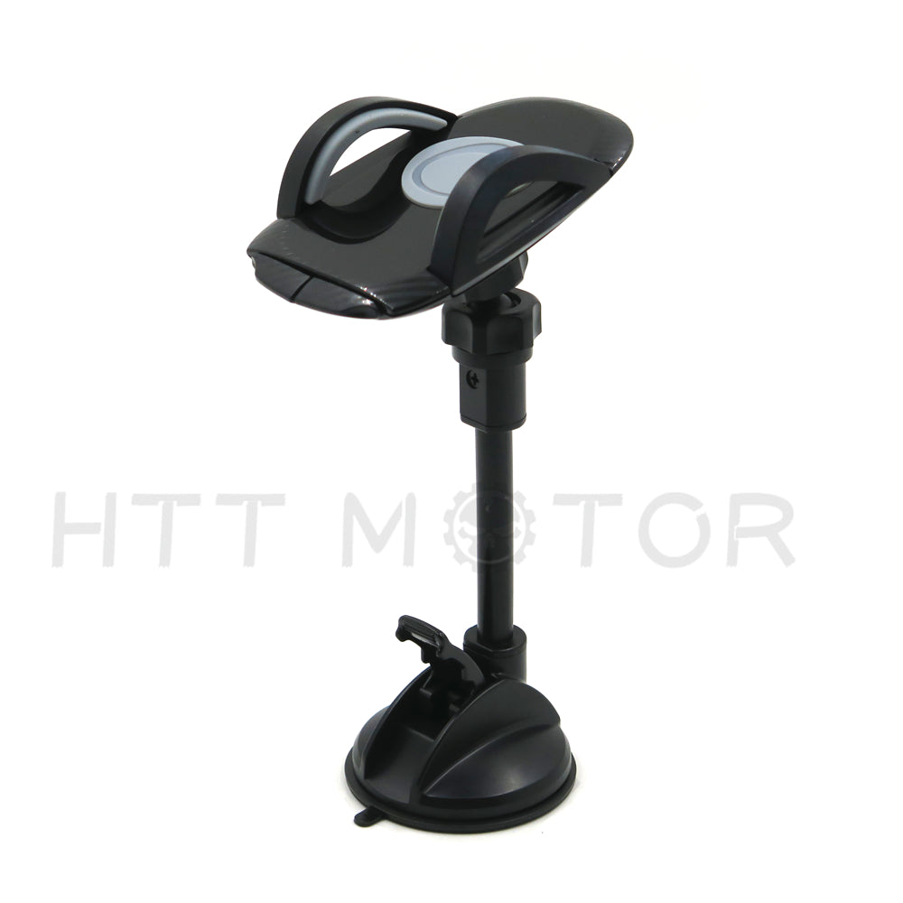 HTTMT- 360??Car Windshield Dashboard Mount Holder Stand Universal for Cell Phone iPhone8